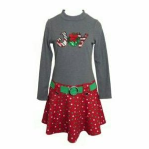 Other - 🎄Girl's Knit Holiday Dress🎄🎁